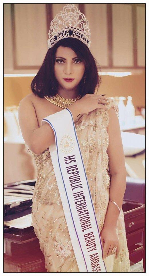 aizya naaz joshi transgender india beauty queen